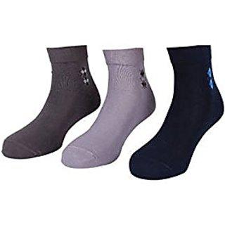 NeoFeral Cotton Lightweight Fashion Dress Socks(set of 3)