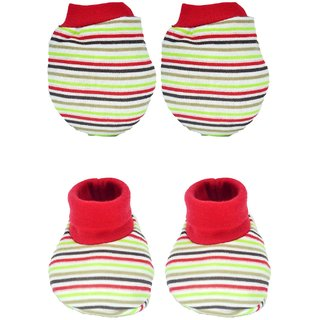 Baby Mittens 2 pcs Combo