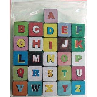 Educational alphabet A B C