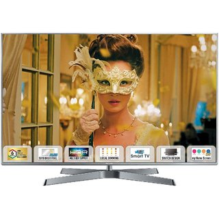 Panasonic 165.1 cm (65 inches) Viera TH-65EX750D 4K UHD LED TV (Black)