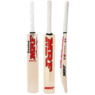 MRF EW Genius Elite Cricket Bat Short Handle
