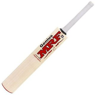MRF Genius(X) Limited Edition Popular Willow Cricket Bat Short Handle