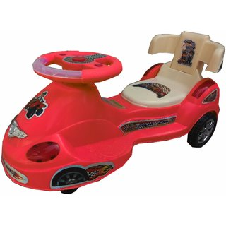 Oh Baby Baby train Shape With Back Support Musical Light Magic Car For Your Kids se-mc-21