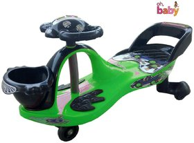 Oh Baby Baby Frog Shape With Back Support Musical Light - 138360990