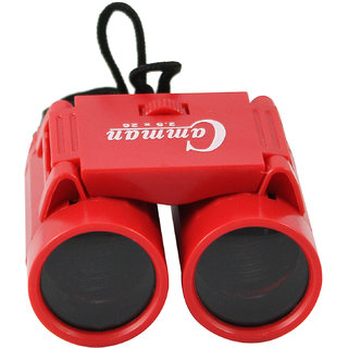 dealBindaas Binocular Plastic Folding Day And Night Vision Travel Hunting Sports Small / Pocket Size Children Gift Collection Least price Assorted Colour