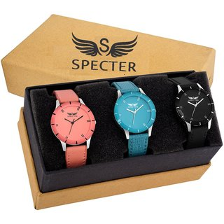 SPECTER New Arrival Stylish watch for Girls and women WRIST WATCH Watch - For Women
