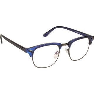 Arzonai ClubMaster MA-094-S9 Wayfarer Unisex Transparent Sunglasses
