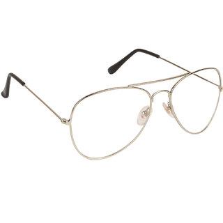 9a94574c407 Buy Arzonai Stylum MA-095-S1 Aviator Unisex Transparent Sunglasses ...