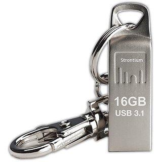 Strontium 16 GB AMMO USB 3.1 Flash Drive