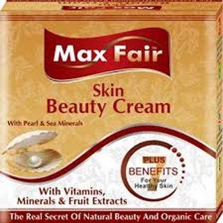 MAX FAIR SKIN BEAUTY CREAM.