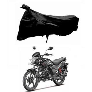 Hero Passion Black Bike Body Cover