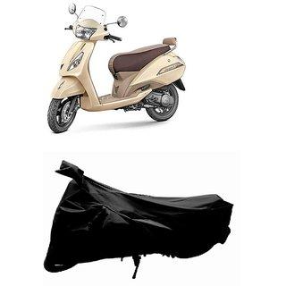TVS Jupiter Black Scooty Body Cover