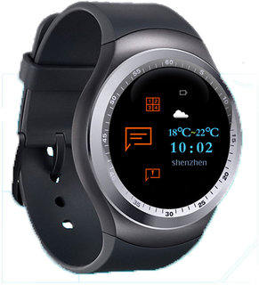 Y1 Smart Watch support Nano SIM and TF Card With Whatsapp and Facebook Twitter APP