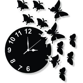 ENA DECOR WALL CLOCK DECOR029
