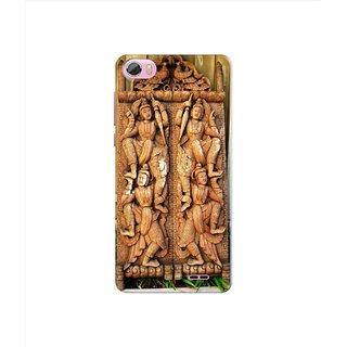 PREMIUM STUFF PRINTED BACK CASE COVER FOR LAVA PIXEL V2 DESIGN 5409