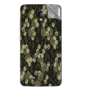 Snooky Printed Camouflage Camo patterns Pvc Vinyl Mobile Skin Sticker For Vivo Y22