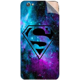 Snooky Printed Superman Fondos Pvc Vinyl Mobile Skin Sticker For Gionee Elife S6