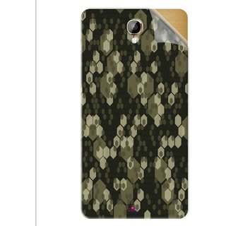 Snooky Printed Camouflage Camo patterns Pvc Vinyl Mobile Skin Sticker For Intex Aqua Dream 2