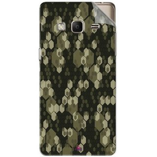 Snooky Printed Camouflage Camo patterns Pvc Vinyl Mobile Skin Sticker For Samsung Tizen Z3