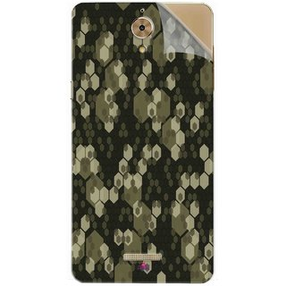 Snooky Printed Camouflage Camo patterns Pvc Vinyl Mobile Skin Sticker For Coolpad Mega 2.5D