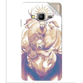 Snooky Printed game of thrones illustration Pvc Vinyl Mobile Skin Sticker For Samsung Z2