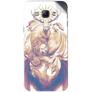 Snooky Printed game of thrones illustration Pvc Vinyl Mobile Skin Sticker For Samsung Galaxy A8