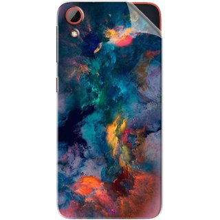 Snooky Printed iphone background Pvc Vinyl Mobile Skin Sticker For HTC Desire 628