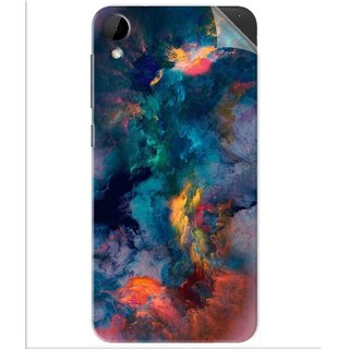 Snooky Printed iphone background Pvc Vinyl Mobile Skin Sticker For Htc Desire 825