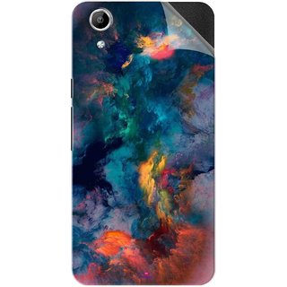 Snooky Printed iphone background Pvc Vinyl Mobile Skin Sticker For Micromax Canvas Selfie Lens Q345