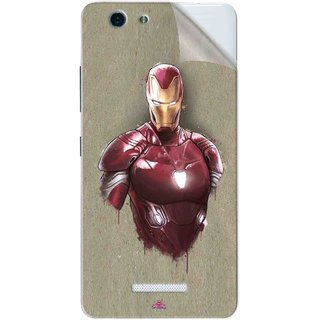 picture regarding Printable Iron on Vinyl identify Snooky Released Iron Guy online video Pvc Vinyl Cell Pores and skin Sticker For Gionee S Furthermore