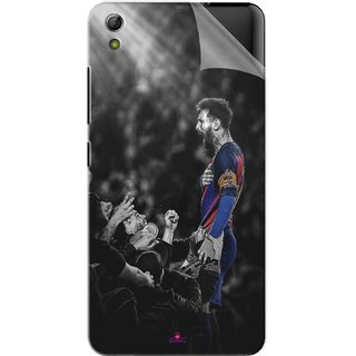 Snooky Printed lionel messi wallpaper 2017 Pvc Vinyl Mobile Skin Sticker For Gionee Pioneer P6