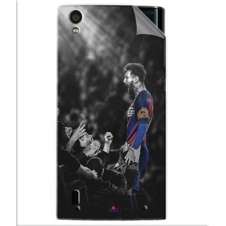 Snooky Printed lionel messi wallpaper 2017 Pvc Vinyl Mobile Skin Sticker For Vivo Y15
