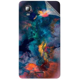 Snooky Printed iphone background Pvc Vinyl Mobile Skin Sticker For Micromax Canvas Doodle 3 A102