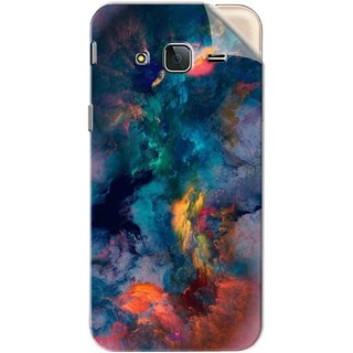 Snooky Printed iphone background Pvc Vinyl Mobile Skin Sticker For Samsung Galaxy J3 Pro