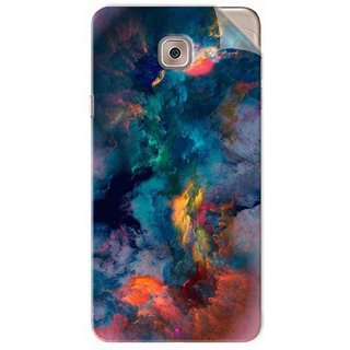 Snooky Printed iphone background Pvc Vinyl Mobile Skin Sticker For Samsung Galaxy J7 Max