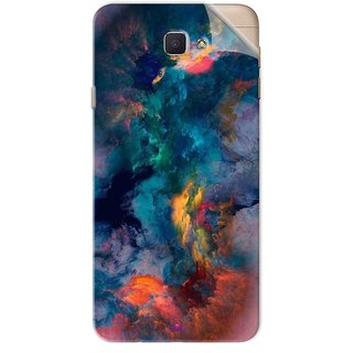 Snooky Printed iphone background Pvc Vinyl Mobile Skin Sticker For Samsung Galaxy J7 Prime