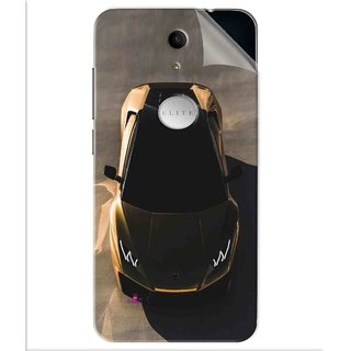 Snooky Printed Lombarghni Pvc Vinyl Mobile Skin Sticker For Swipe Elite Plus