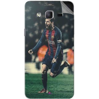 Snooky Printed lionel messi f edits Pvc Vinyl Mobile Skin Sticker For Samsung Galaxy On5