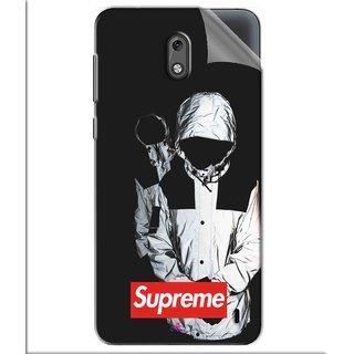Snooky Printed Sad Supreme Pvc Vinyl Mobile Skin Sticker For Nokia 2