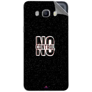 Snooky Printed No Control Pvc Vinyl Mobile Skin Sticker For Samsung Galaxy On8