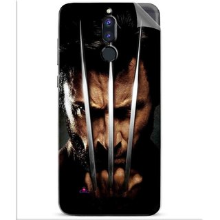 Snooky Printed x men origins wolverine Pvc Vinyl Mobile Skin Sticker For Huawei Honor 9i