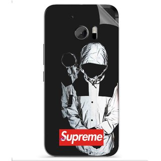 Snooky Printed Sad Supreme Pvc Vinyl Mobile Skin Sticker For HTC One M10