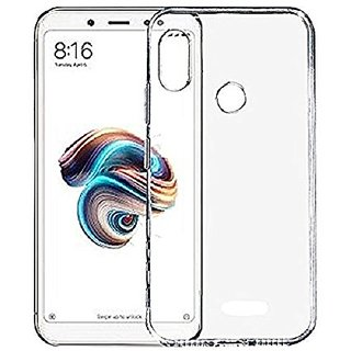 Redmi Note 5 Pro Transparent case Soft Full Body Protection
