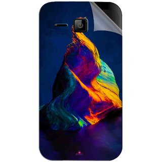 Snooky Printed one plus 5 stock Pvc Vinyl Mobile Skin Sticker For Micromax Bolt S301