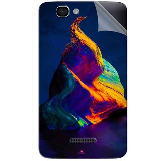 Snooky Printed one plus 5 stock Pvc Vinyl Mobile Skin Sticker For Micromax Canvas 2 A120