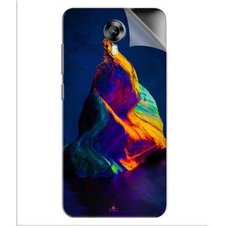 Snooky Printed one plus 5 stock Pvc Vinyl Mobile Skin Sticker For Micromax Canvas Express 2 E313