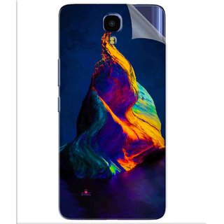 Snooky Printed one plus 5 stock Pvc Vinyl Mobile Skin Sticker For Infinix Note 4