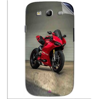 Snooky Printed panigale 1199 Motor cycle bike Pvc Vinyl Mobile Skin Sticker For Samsung Galaxy S3
