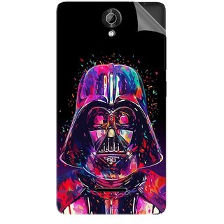 Snooky Printed Star War soldier Pvc Vinyl Mobile Skin Sticker For Micromax Bolt Q332