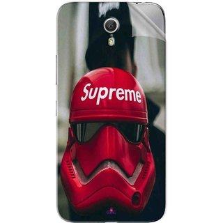 Snooky Printed Supreme star war Pvc Vinyl Mobile Skin Sticker For Lenovo Zuk Z1